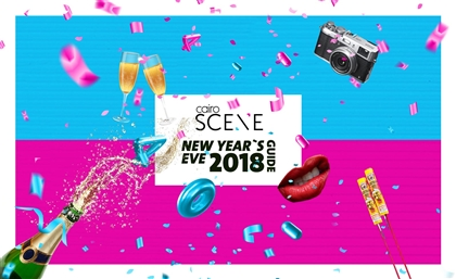 CairoScene New Year's Eve Guide 2018