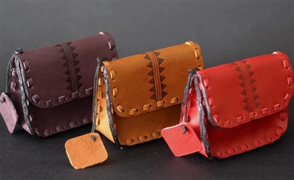 Egyptian Brand Osoul Khan Releases Seasonal Leather Accessories for New Winter Collection