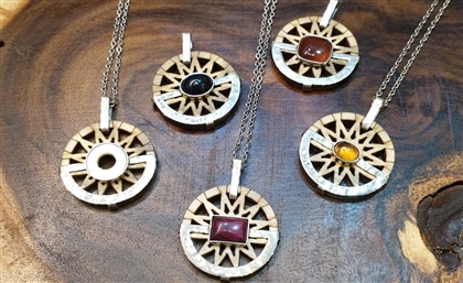 Woodpecker: The Egyptian Jewellery Brand Making Bling Out of Wood