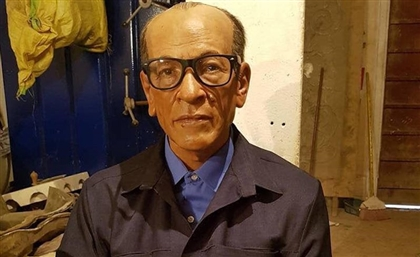 Insanely Realistic Sculpture Of Naguib Mahfouz To Be Erected In Egypt's New Capital