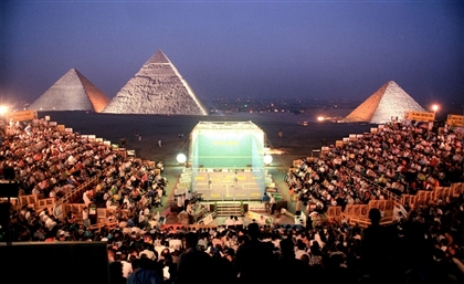 Great Pyramids of Giza Set to Host Next Edition of Squash's Most Important Women's Tournament