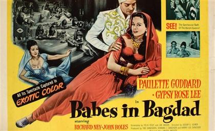 New Beirut Poster Exhibition Spotlights Orientalism in 20th Century Western Films Set in Arab World