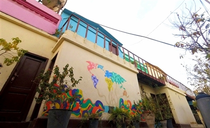 The Art-Inspired Rooftop Hostel in the Heart of Downtown Cairo