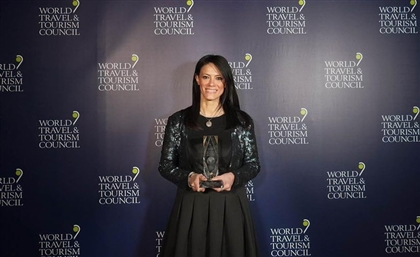 Egypt's Minister of Tourism Honoured With the Global Champion for Tourism Award
