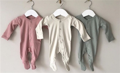This Adorbz Egyptian Brand Makes Onesies for Babies and We're Here for It