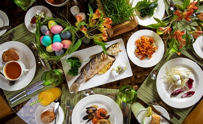 Piñatas, Margueritas and Brunch: Easter at The Nile RItz-Carlton