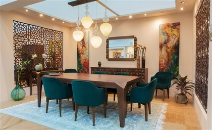 This Showroom Has Cairo's Most Exquisite Furniture and Home Accessories