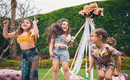 This New Boho-Themed Spring Fashion Collection for Kids is the Most Adorable Thing You'll See Today