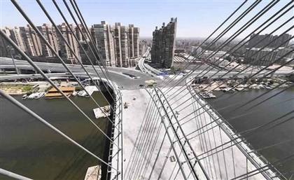 Rod al-Farag Axis Bridge to Feature on Guinness World Record as Widest Suspension Bridge Ever