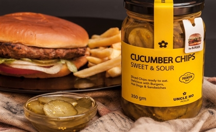 Uncle Mo: The Egyptian Food Brand Giving Good Ol' Fashioned Pickles a Makeover