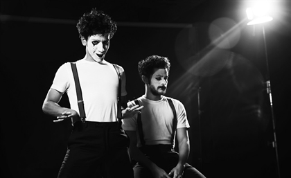 Meet the Troupe Keeping the Dying Art of Miming Alive in Egypt