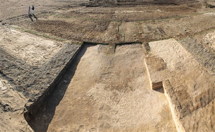 Archaeologists Uncover the Oldest Ancient Egyptian Fortress in Northern Sinai