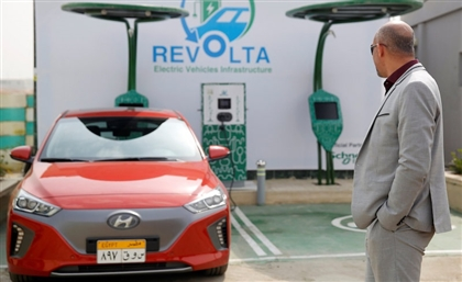 Egypt Will Have 345 Electric Car Charging Stations by 2020
