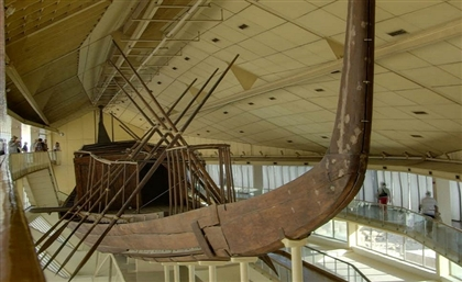 Google Doodle Celebrates 65th Anniversary of the Khufu Ship Discovery