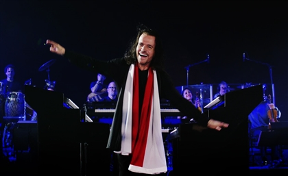 Internationally Renowned Greek Musician Yanni to Perform in Sahel This July
