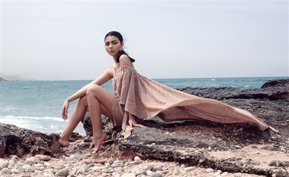 Mamzi's SS19 Collection Finds Inspiration in the Red Sea and Coral Reefs