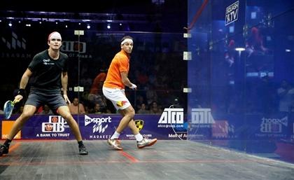 PSA Squash Tournament Kicks off in The Park at Mall of Arabia
