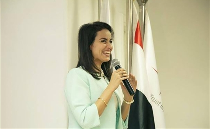 Marianne Azer Becomes First Egyptian to Speak at International Rotary Convention in Germany