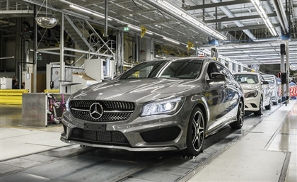 Mercedes-Benz to Build Assembly Plant in Egypt