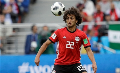 Egyptian Footballer Amr Warda Banished From National Team Over Sexual Harassment Scandals