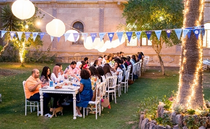 Sufret Almarai: The New Cooking Platform Celebrating the Classic Egyptian Dining Table
