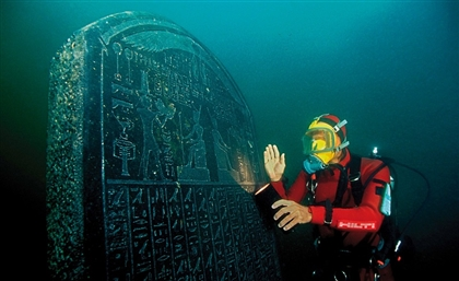 New British Documentary on Egypt's Underwater Antiquities to be Shown on National Geographic