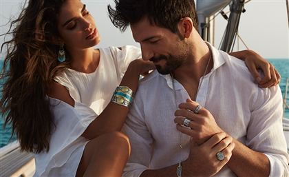 Azza Fahmy Looks to Egypt's Past for Debut Men's Line and New Gypsy Collection