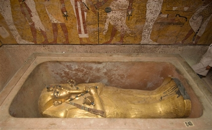 Gilded Coffin of Tutankhamun to Undergo Restoration Ahead of Grand Egyptian Museum Exhibition