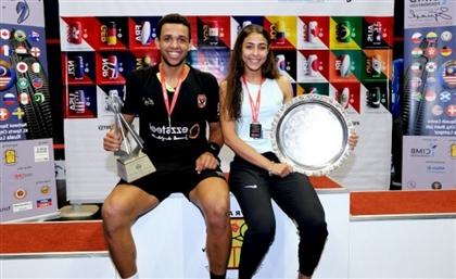 Egypt's Next Generation of Squash Stars Dominate at the WSF World Junior Championship