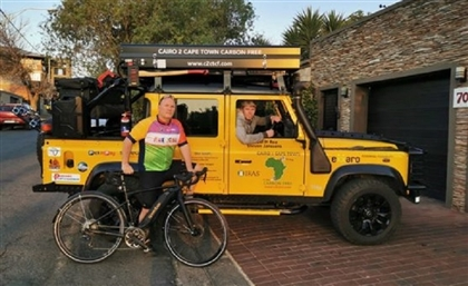Cairo to Cape Town: This 50-Year-Old Canadian is to Cross Africa on an E-Bike