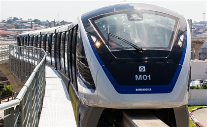 New Video Showcases What Egypt's New Monorail Project Will Look Like Upon Completion
