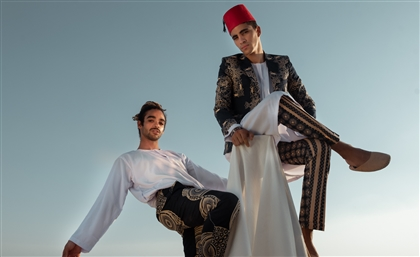 Amna El Shandaweely Pays Tribute to the North African Man with New Collection