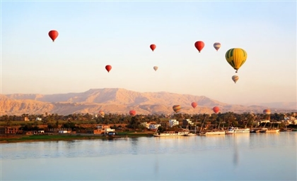 Luxor's Hot Air Balloons Resume After 80 Day Hiatus