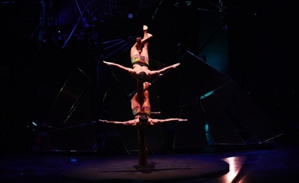 9 Mind-Bending Photos from Cirque Du Soleil's Debut Show in Egypt