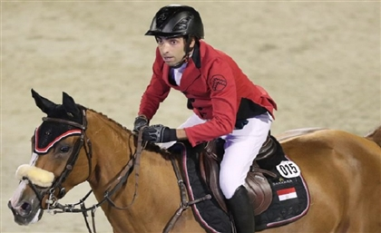 Egypt Spot Secured for Showjumping at 2020 Olympics