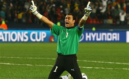 Legendary Goalkeeper El-Hadary Earns a Spot in 2020 Guinness Book of World Records