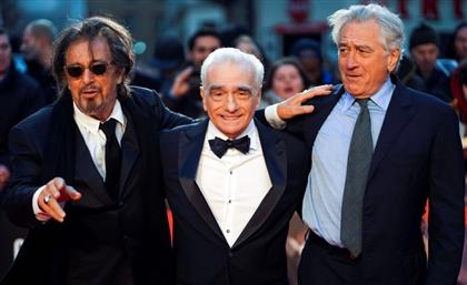 Scorsese Talks to CairoScene Ahead of MENA Premiere of The Irishman At CIFF