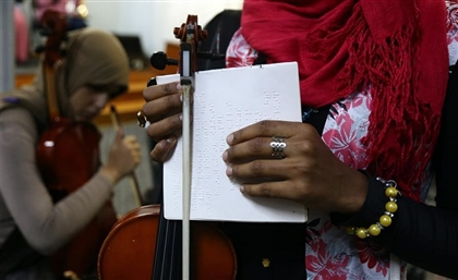 Helwan University Music Faculty Special Needs Unit First of Its Kind in Public Universities