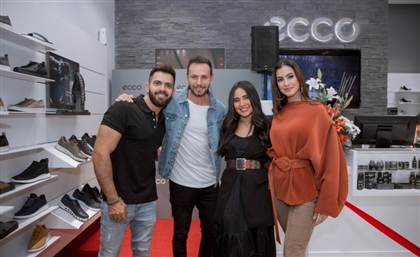 ECCO is blazing a trail with a grand opening at Cairo Festival City