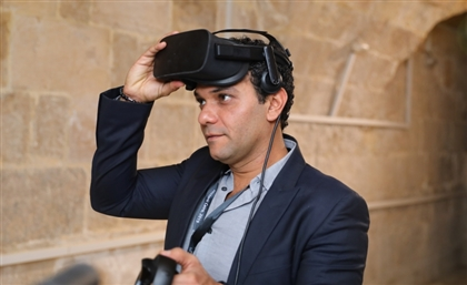 """Escape into the Virtual: Maged Farrag's """"VRviving the Art"""" to Show at CIFF"""