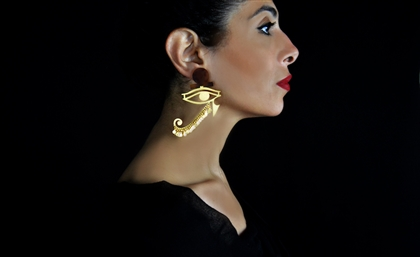 This Egyptian Jewellery Brand will Bring a Folkloric Flair to Your Look