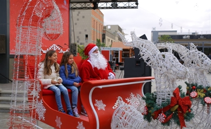 """Qesetna fi Herfetna"" Christmas Bazaar Sells Handcrafts to Support People with Disabilities"