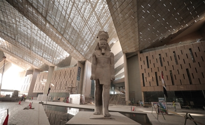 Discovery Channel to Produce Promotional Videos for Grand Egyptian Museum
