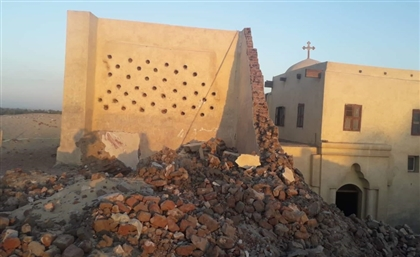 Partial Collapse At Monastery of Saint Fana Kills 3, Injures 4