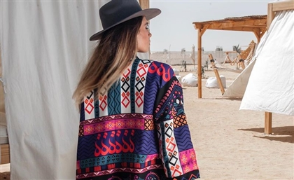 This Egyptian Brand's Colourful Jackets Are Culturally On Point