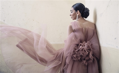 From Darkness to Light: An Exclusive Look into Maison Saedi's Latest Haute Couture Collection