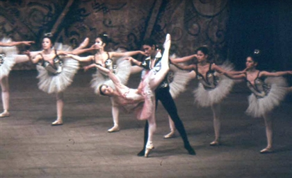 AUC Honours Egypt's First-Ever Prima Ballerina