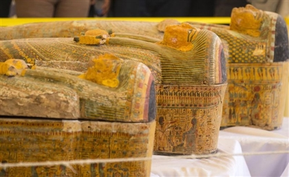 Egypt's Top 10 Archaeological Discoveries of 2019