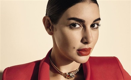 Yasmine Sabri Becomes the First Middle Eastern Woman To Star in Cartier Campaign