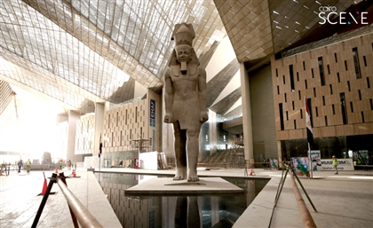 CNN Features Grand Egyptian Museum on List of Most Anticipated Buildings of 2020